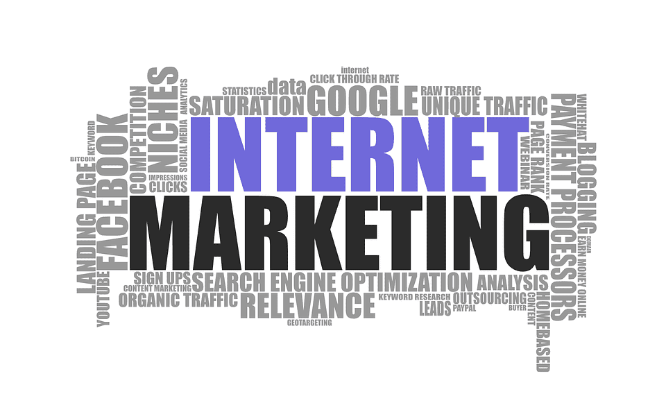 internet marketing related terms