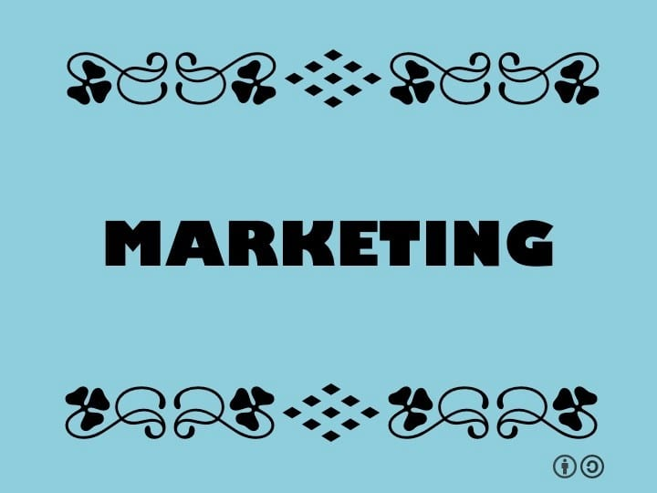 Marketing Text