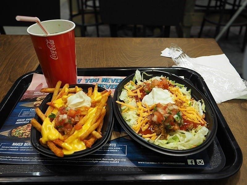 Burrito Bowl of Taco Bell