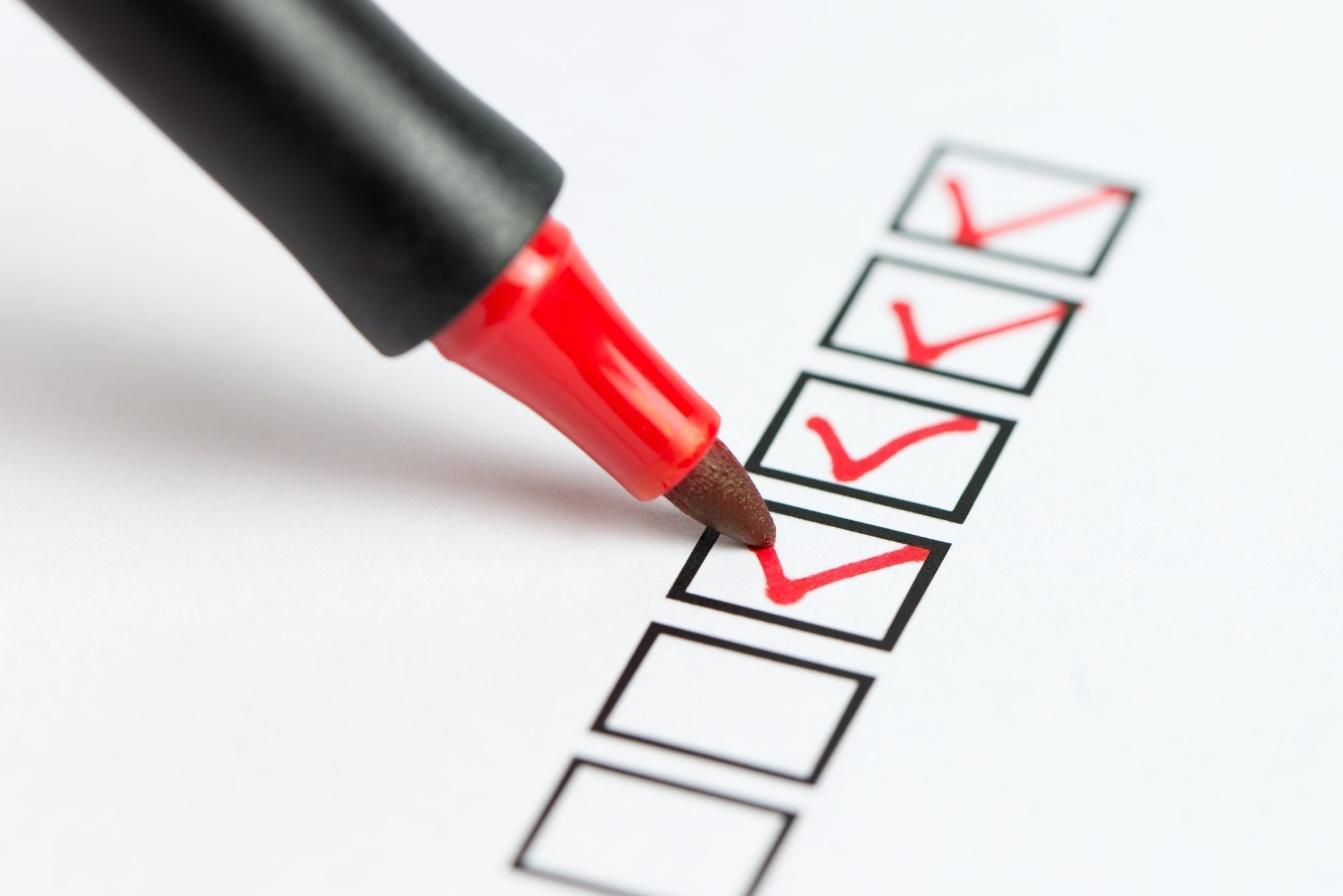 , Complete SEO Checklist – Your 7 Points to Success