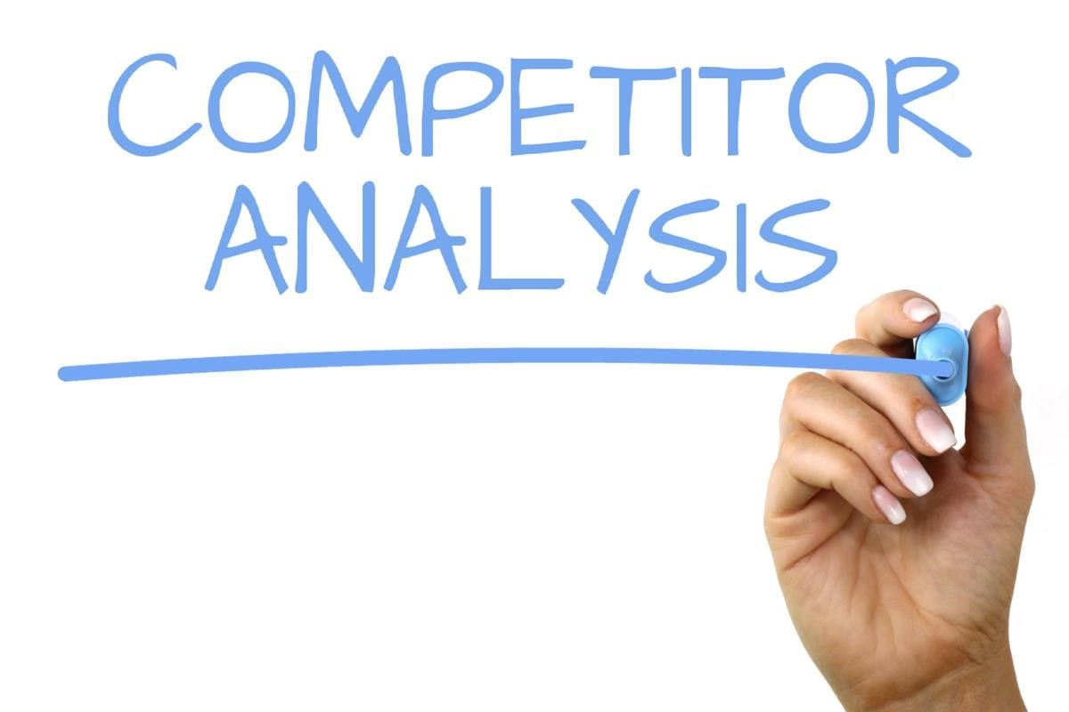 competitor analysis text