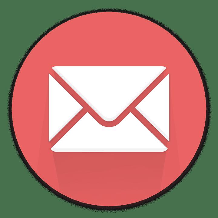 white email logo